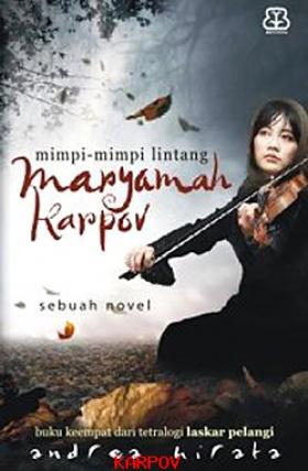 Download Novel Maryamah Karpov Andrea Hirata Berbagi Ilmu